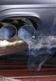 Revisione analisi dei gas discarico